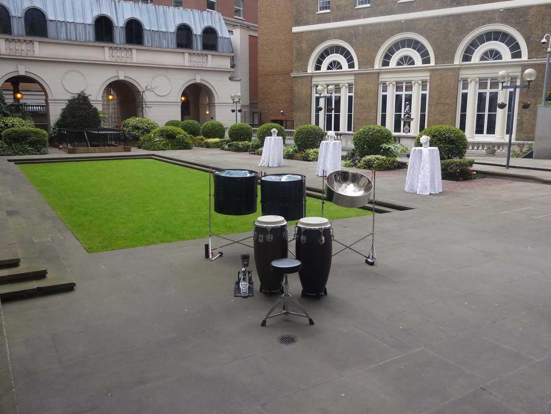 Steel bands in London, steel drum bands for hire, Essex, Cambridge, Hertfordshire, Buckinghamshire.