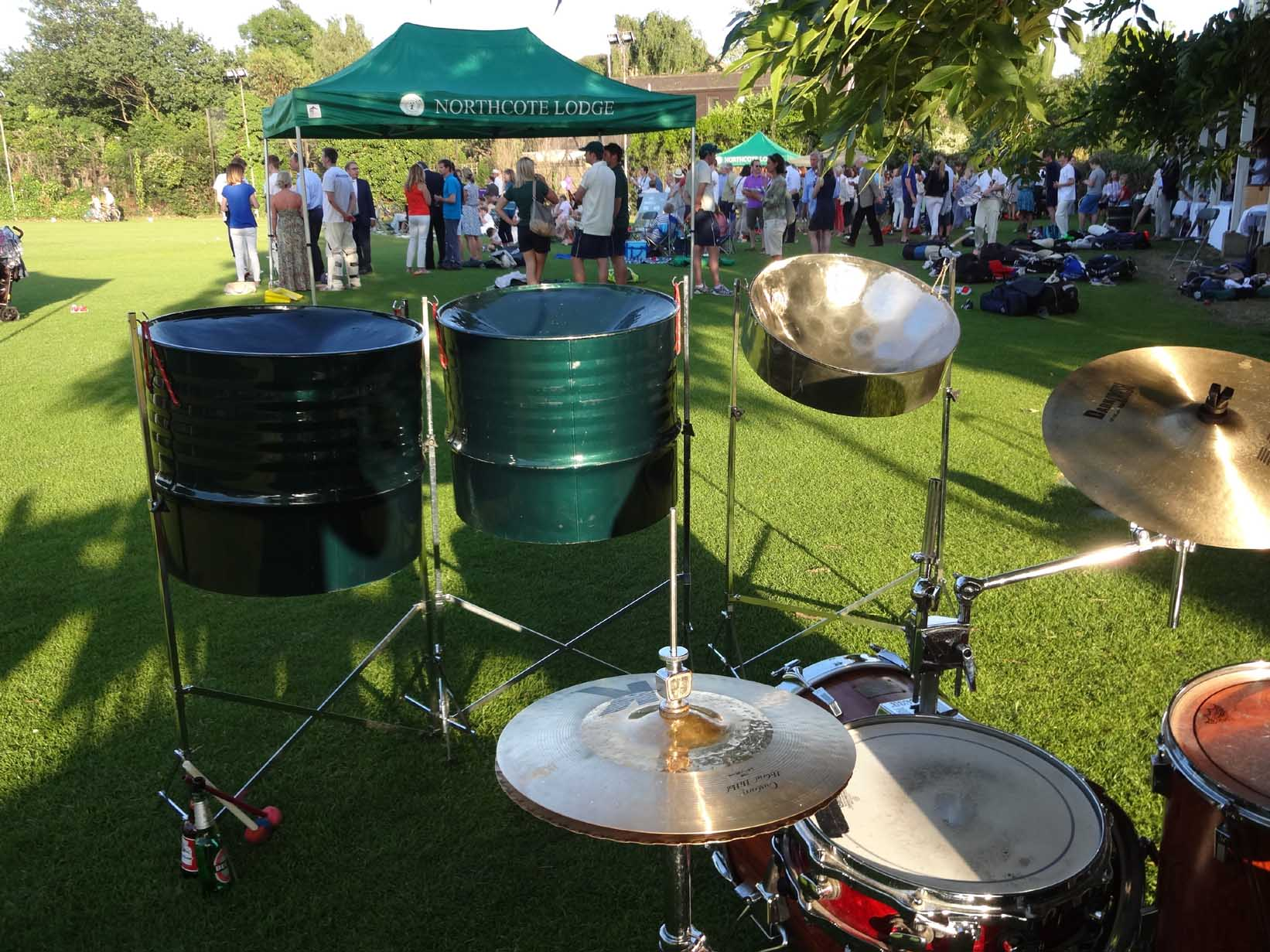 Steel band for corporate event, Band for garden party London, Band for summer party, Live band for corporate event (London, Surrey, Hampshire, Herts, Essex,)